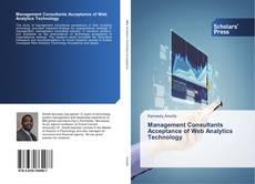 Обложка Management Consultants Acceptance of Web Analytics Technology