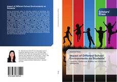Copertina di Impact of Different School Environments on Students'