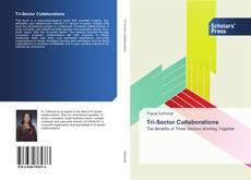 Portada del libro de Tri-Sector Collaborations