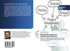 Bookcover of Project Management Scheduling Software