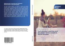 Capa do livro de Self-directed Learning and Students' Achievement in Social Studies