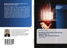 Capa do livro de Building Information Modeling Application in Design_Bid_Build Projects