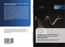 Copertina di Misogyny in Urban Fiction: A Study of Selected Texts by Meja Mwangi