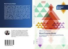 Borítókép a  Moral Purpose Model - hoz