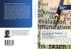 Bookcover of E-portfolios for Teachers' Development