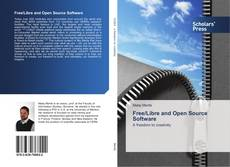 Bookcover of Free/Libre and Open Source Software