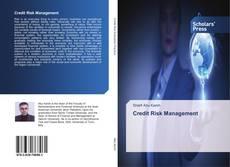 Copertina di Credit Risk Management