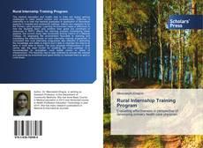 Bookcover of Rural Internship Training Program