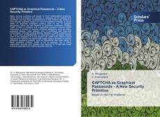 Portada del libro de CAPTCHA as Graphical Passwords - A New Security Primitive