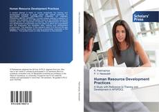 Buchcover von Human Resource Development Practices
