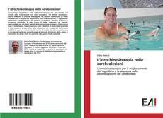 Обложка L'idrochinesiterapia nelle cerebrolesioni
