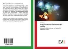 Buchcover von Sviluppo software in ambito mobile