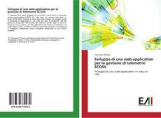 Bookcover of Sviluppo di una web-application per la gestione di telemetrie SCOSS