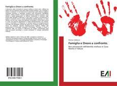 Bookcover of Famiglia e Onore a confronto.