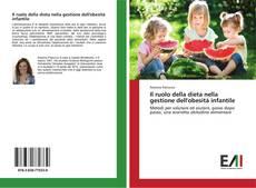 Copertina di Il ruolo della dieta nella gestione dell'obesità infantile