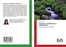 Copertina di Proprietà intellettuale e biodiversità