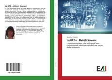 Обложка La BCE e i Debiti Sovrani