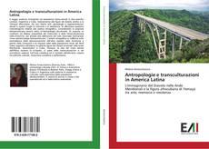 Antropologie e transculturazioni in America Latina kitap kapağı