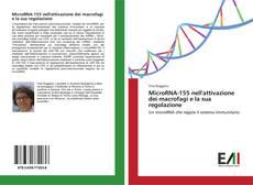 Capa do livro de MicroRNA-155 nell'attivazione dei macrofagi e la sua regolazione