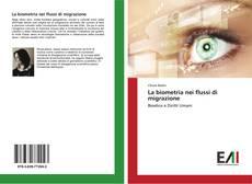 Bookcover of La biometria nei flussi di migrazione
