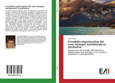Capa do livro de Il modello organizzativo del case manager assistenziale in psichiatria