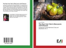 Обложка The Pear-tree Tale in Boccaccio and Chaucer