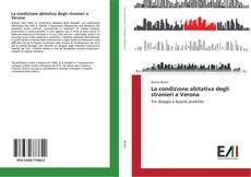 Portada del libro de La condizione abitativa degli stranieri a Verona