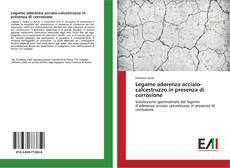 Обложка Legame aderenza acciaio-calcestruzzo in presenza di corrosione