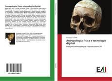 Antropologia fisica e tecnologie digitali kitap kapağı