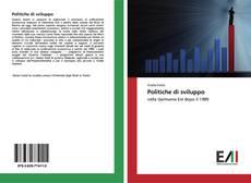 Politiche di sviluppo kitap kapağı