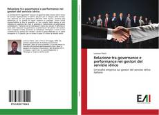 Borítókép a  Relazione tra governance e performance nei gestori del servizio idrico - hoz