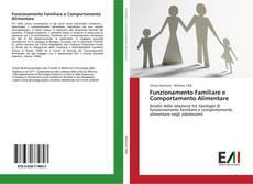 Capa do livro de Funzionamento Familiare e Comportamento Alimentare