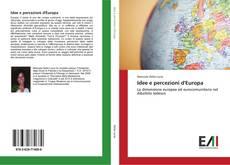 Buchcover von Idee e percezioni d'Europa