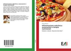 Buchcover von Infiammazione subclinica: associazioni e terapie nutrizionali