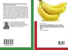 Bookcover of Fenomeni Biochimici associati allo scoppio della banana Cirad 925