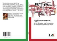 Capa do livro de Sessualità e omosessualità in Africa