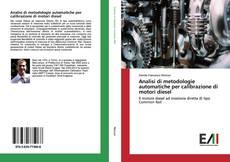 Copertina di Analisi di metodologie automatiche per calibrazione di motori diesel