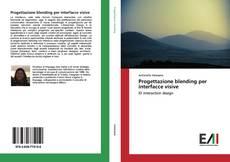 Bookcover of Progettazione blending per interfacce visive
