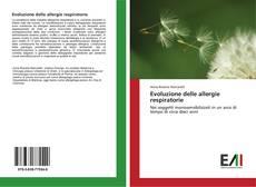 Copertina di Evoluzione delle allergie respiratorie