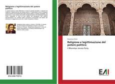 Copertina di Religione e legittimazione del potere politico