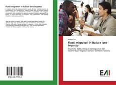 Обложка Flussi migratori in Italia e loro impatto