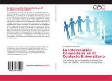 Portada del libro de La Intervención Comunitaria en El Contexto Universitario