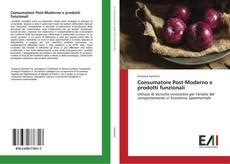 Capa do livro de Consumatore Post-Moderno e prodotti funzionali