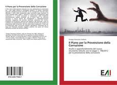 Copertina di Il Piano per la Prevenzione della Corruzione