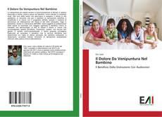 Il Dolore Da Venipuntura Nel Bambino kitap kapağı