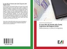 Bookcover of Il caso Alvi di fronte alla Corte Suprema del Regno Unito