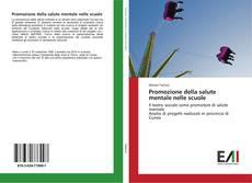 Bookcover of Promozione della salute mentale nelle scuole