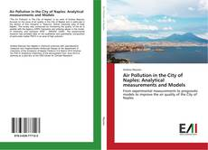 Bookcover of Air Pollution in the City of Naples: Analytical measurements and Models