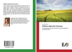 Bookcover of Politica Agricola Comune