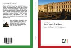 Buchcover von «Amici e non di ventura»